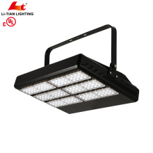 IP66 130lm/w Outdoor shoebox fixture Led Flood Light with UL DLC