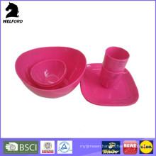 BSCI Audit Plastic Assortment Kitchenware Summer Party Set