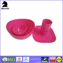 BSCI Audit Пластиковый ассортимент Кухонная посуда Summer Party Set