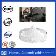 L-глутаминовая кислота Фармацевтическая соль для фитнеса L-глутаминовая кислота