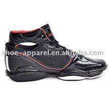 2012 mais novos homens tênis de basquete
