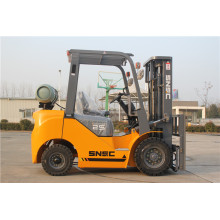 2.5T Forklift Truck With Gas Engine