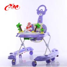 Gute Qualität 2 in 1 Lauflernhilfe / Runde Lauflernhilfe mit bestem Preis / Kinder walker