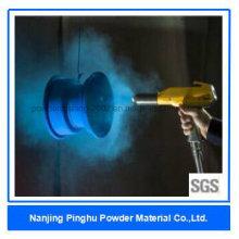 Blue High Quality Powder Paints