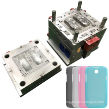 manufacturer custom PVC PP ABS Mobile cover injection molding plastic cell phone case mould