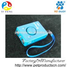 4-em-1 Ultrasonic Dog Repeller + Alarme SOS + Tocha + Guarda-costas Elétrica Anti-Roubo