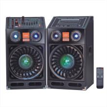 2.0 DJ Shining Linght Speaker 6860