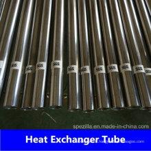 SA249 304L Welded Stainless Steel Heat Exchanger Tube