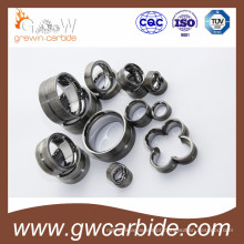 Rodas de guiamento do fio do carboneto de tungstênio