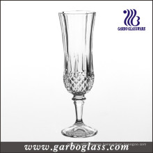 Classical Pressed Champagne Flute Glass Goblet (GB040206ZS)
