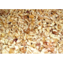 A small grain of walnut kernel