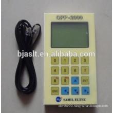 OPP-2000 elevator service tool/LG/Sigma elevator test tool