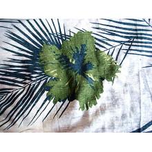 Tissu à linge unique à motifs imprimés en jersey