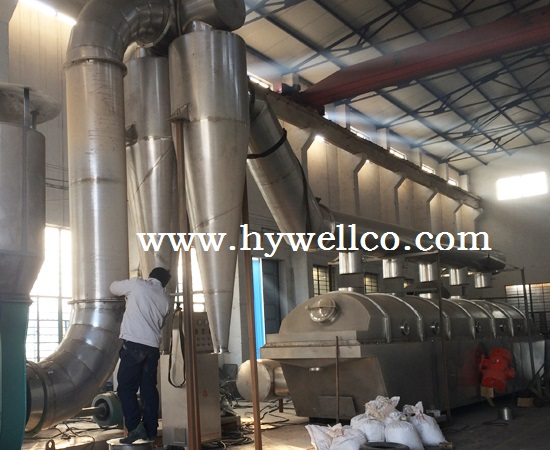 Sodium Formate Drying Machine
