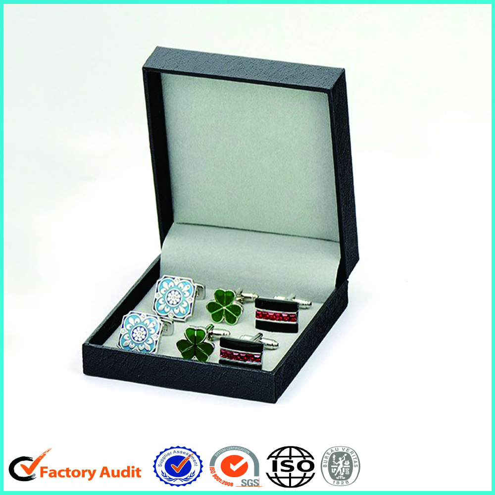Cufflink Package Box Zenghui Paper Package Company 8 4