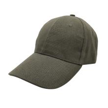 Best quality plain 6 panel baseball cap cotton baseball cap custom logo hat
