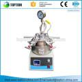 Réacteurs de polymérisation à chaud avec agitateur magnétique autoclave de réacteur à haute pression dans la conception de personnalisation