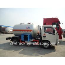 Завод CLW поставляет 25M3 lpg бак для хранения газа