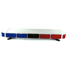 Police LED Warning Light Bar/ Emergency Strobe Lights 12V 128W Multi-Color