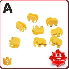 Wholesale cheap factory supply plastic food bag clips