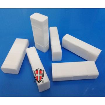 bobina cerâmica dos tijolos ZrO2 do óxido de zircónio do yttria personalizada
