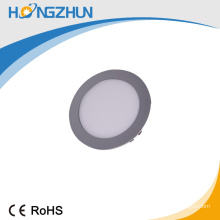 China factory AC85-265V 12 watt led panel light RA>75 CE ROHS approved