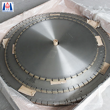 Professional manufacture 800mm marble cutting 32inch diamond saw blades