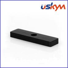 Aimants NdFeB de blocs de revêtement époxy noir (F-007)