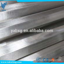 GB705 hot rolled S2.5 to S5.0mm 304L stainless steel hexagon bar