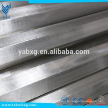 GB705 laminado a quente S2.5 a S5.0mm 304L barra de hexágono de aço inoxidável