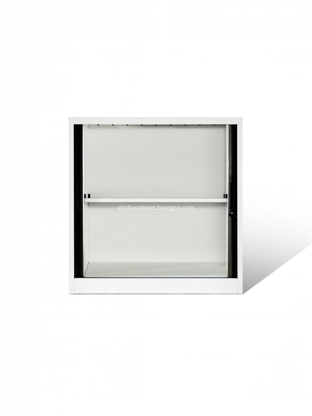 Half Height Tambour Door Cabinet