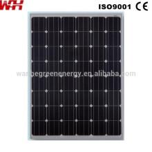 Painel solar fotovoltaico flexível de 80w 100w