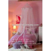 Decorar cubiertas de cama colgantes para niñas