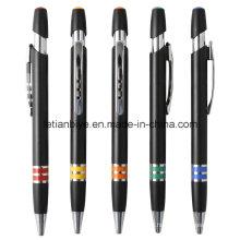 Metalic Looking Promotional Ball Pen (LT-C638)