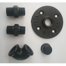 malleable iron pipe fittings definition