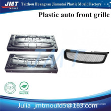 Molde de injeção plástica JMT com alta precisão para fábrica de grelha frontal auto com aço p20