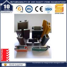 Perfiles de Extrusión de Aluminio / Aluminio para Material de Construcción Utilizado