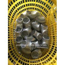 Нержавеющая сталь стыковой сварки локтя 45 градусов