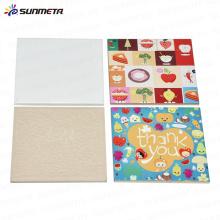 sunmeta factory provide sublimation ceramic tiles