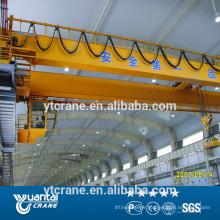 Pont ferroviaire de la montée industrielle Double poutre atelier Overhead Crane