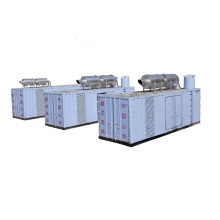 China for China Container Type Generator,Ac Generator,Container Type Diesel Generator,Container Power Generator Exporters 20' container diesel generator set 750kVA supply to St. Pierre and Miquelon Wholesale