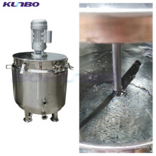 KUNBO Industrial Restaurant Stainless Steel Food Mixing Tank Mixer