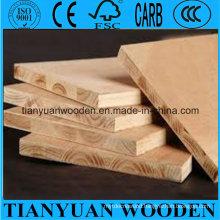 Melamine Laminated Blockboard (poplar core/hardwood core) (QDGL011)