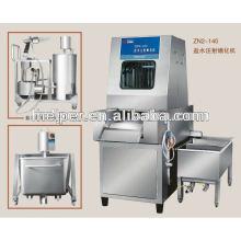 Machine d'injection de saumure de viande