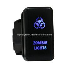 Zumbi luzes push interruptor para tacoma