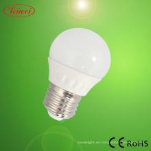 2015 de bombilla de LED de bajo coste