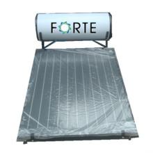 Calentador de agua colector solar plano