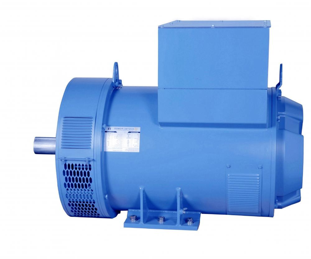 4 Pole IP22 Marine Generator