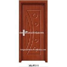 Wide varieties pvc bathroom door