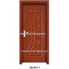 Wide varieties pvc bathroom door